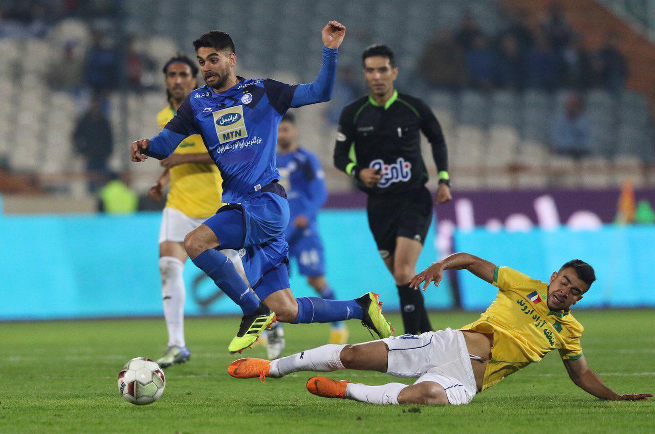 تیم منتخب هفته چهاردهم لیگ برتر - 17