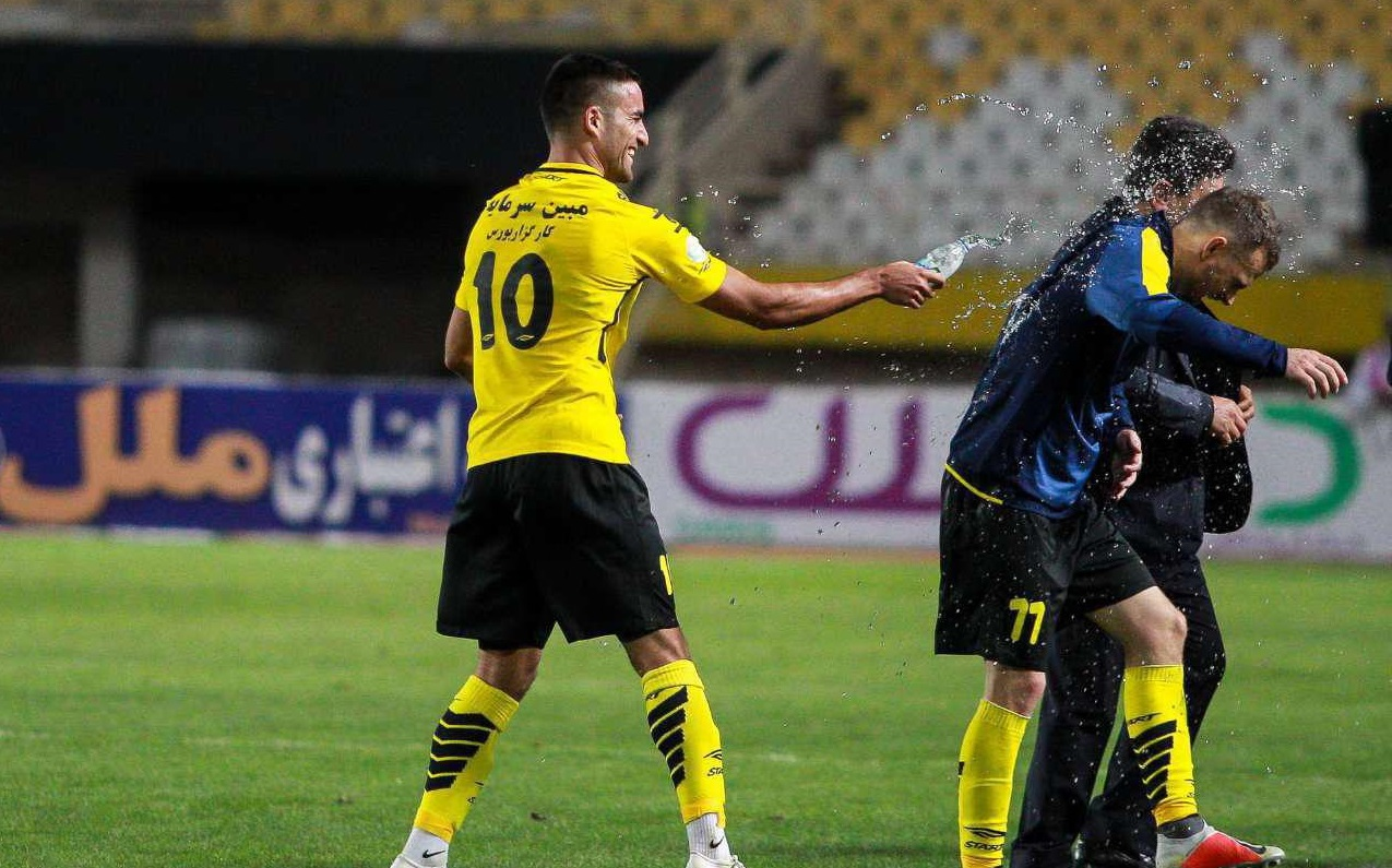 تیم منتخب هفته چهاردهم لیگ برتر - 19