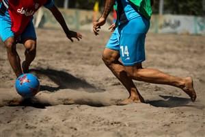 شکست غیر منتظره تیم فوتبال ساحلی برابر ژاپن