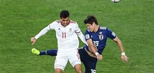 تیم ملی مقابل ژاپن شبیه جام جهانی