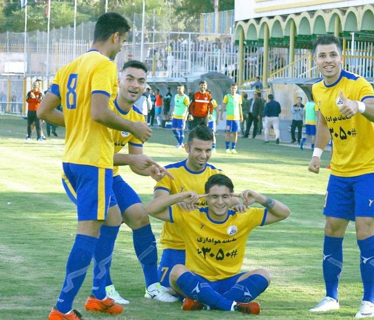 تیم منتخب هفته چهاردهم لیگ برتر - 30