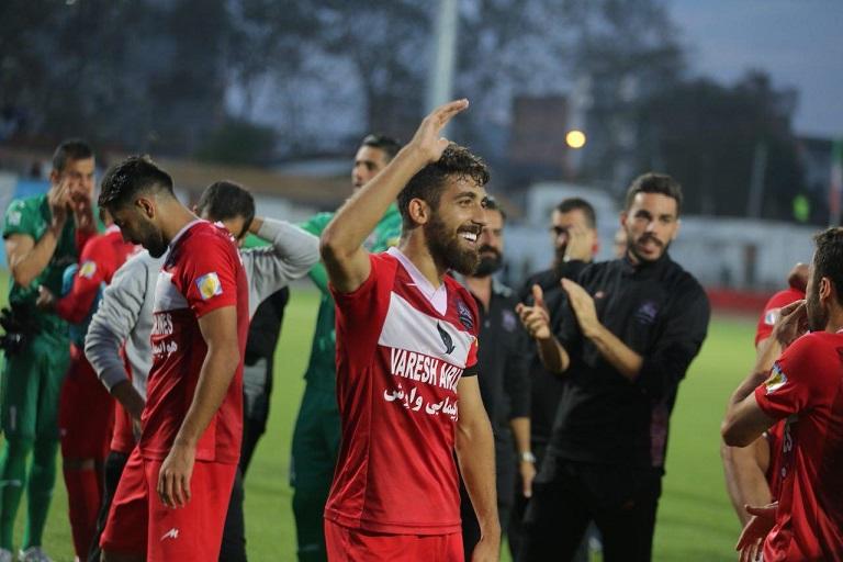 تیم منتخب هفته چهاردهم لیگ برتر - 12