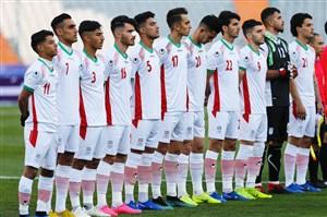 گزارش زنده: ایران ۰ - یمن ۰