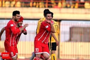 دست نشان دو بازیکن را از سپیدرود کنار گذاشت