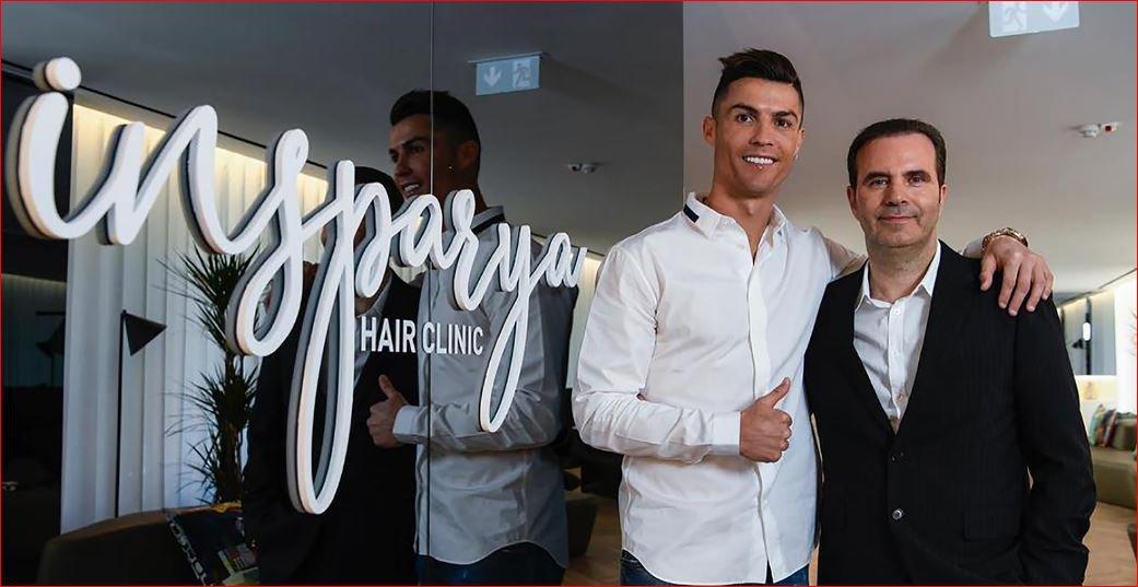 از سیر تا پیاز کلینیک کاشت موی رونالدو - 3