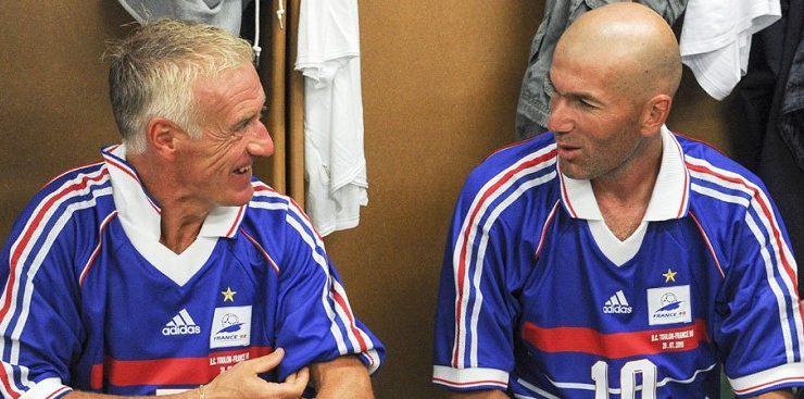 دشان: زیدان روزی سرمربی تیم ملی فرانسه خواهد شد - 2