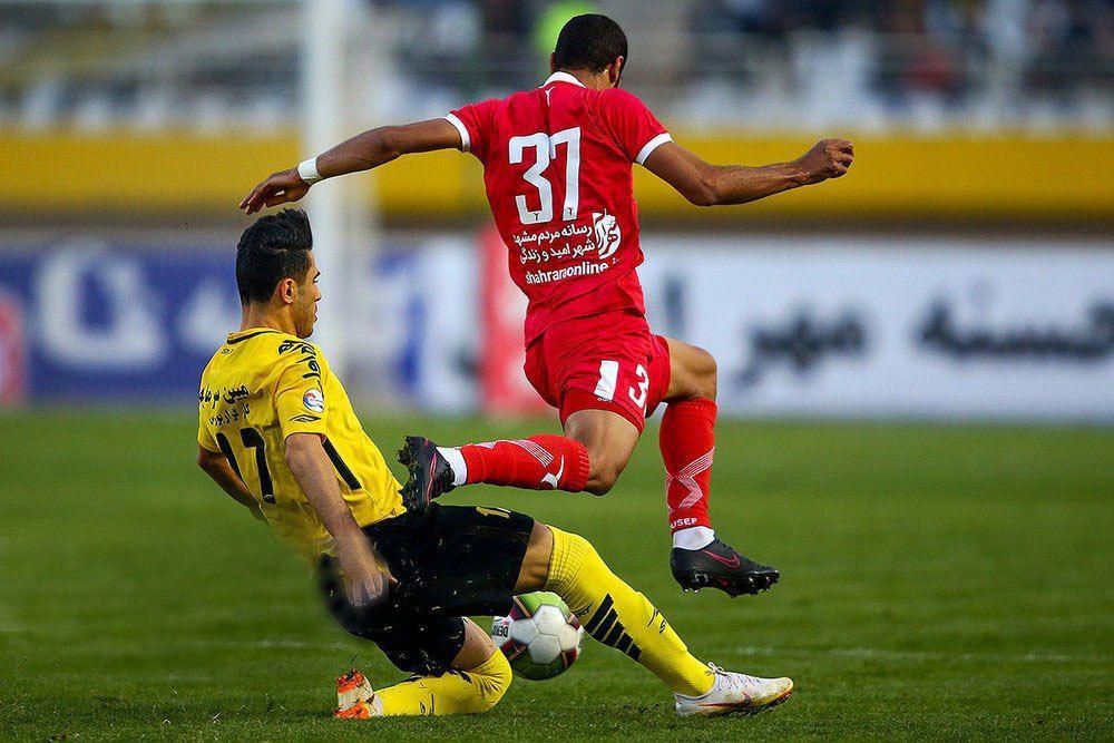 تیم منتخب هفته چهاردهم لیگ برتر - 14