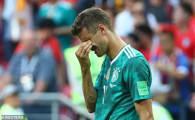تمام شد؛ پایان عصر طلایی فوتبال آلمان - 8