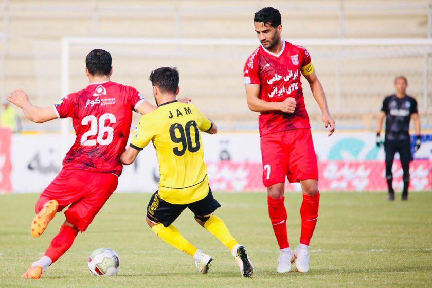 تیم منتخب هفته چهاردهم لیگ برتر - 21