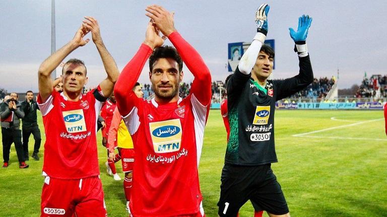 تیم منتخب هفته چهاردهم لیگ برتر - 10