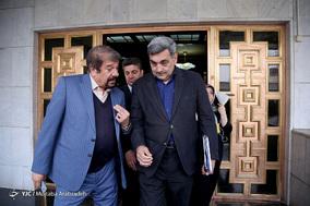 آخرین جلسه شورای شهر تهران ۱۳۹۷ - 28