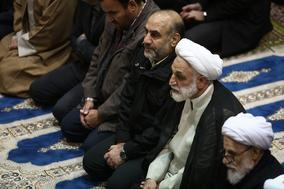 نماز جمعه تهران - ۲۵ آبان ۱۳۹۷ - 3