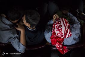 تماشای بازی کاشیما آنتلرز و پرسپولیس در دبیرستان البرز - 12