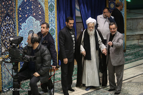 نماز جمعه تهران - ۲۵ آبان ۱۳۹۷ - 6