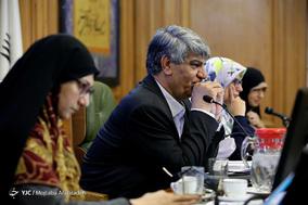 آخرین جلسه شورای شهر تهران ۱۳۹۷ - 24