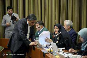 آخرین جلسه شورای شهر تهران ۱۳۹۷ - 19