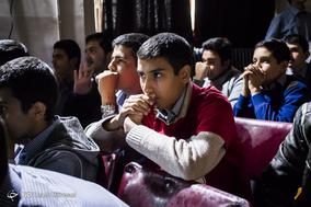 تماشای بازی کاشیما آنتلرز و پرسپولیس در دبیرستان البرز - 26