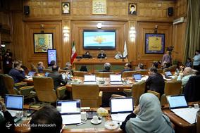 آخرین جلسه شورای شهر تهران ۱۳۹۷ - 17