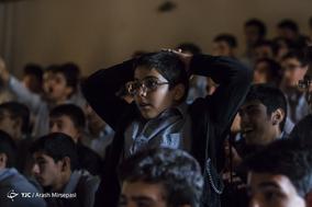 تماشای بازی کاشیما آنتلرز و پرسپولیس در دبیرستان البرز - 14