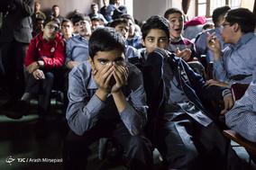 تماشای بازی کاشیما آنتلرز و پرسپولیس در دبیرستان البرز - 27