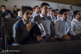 تماشای بازی کاشیما آنتلرز و پرسپولیس در دبیرستان البرز - 17
