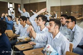 تماشای بازی کاشیما آنتلرز و پرسپولیس در دبیرستان البرز - 7