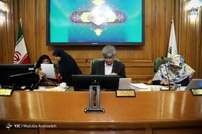آخرین جلسه شورای شهر تهران ۱۳۹۷ - 7