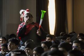 تماشای بازی کاشیما آنتلرز و پرسپولیس در دبیرستان البرز - 20