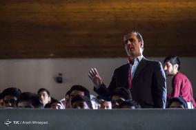 تماشای بازی کاشیما آنتلرز و پرسپولیس در دبیرستان البرز - 21