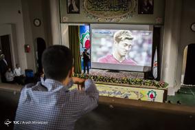 تماشای بازی کاشیما آنتلرز و پرسپولیس در دبیرستان البرز - 18