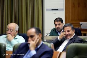 آخرین جلسه شورای شهر تهران ۱۳۹۷ - 29