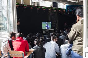 تماشای بازی کاشیما آنتلرز و پرسپولیس در دبیرستان البرز - 8