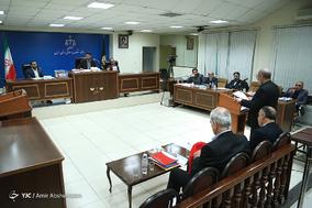 سومین جلسه رسیدگی به متهمان پرونده بانک سرمایه - 23