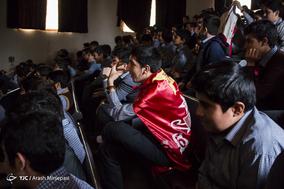 تماشای بازی کاشیما آنتلرز و پرسپولیس در دبیرستان البرز - 11