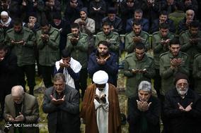 نماز جمعه تهران - ۲۵ آبان ۱۳۹۷ - 30