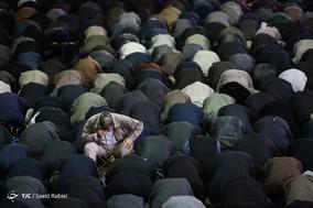 نماز جمعه تهران - ۲۵ آبان ۱۳۹۷ - 1