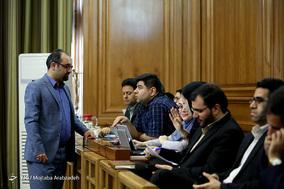 آخرین جلسه شورای شهر تهران ۱۳۹۷ - 14