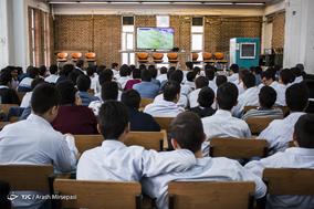 تماشای بازی کاشیما آنتلرز و پرسپولیس در دبیرستان البرز - 4