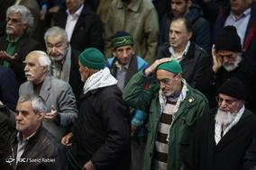 نماز جمعه تهران - ۲۵ آبان ۱۳۹۷ - 14