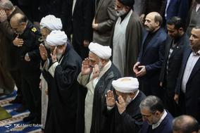 نماز جمعه تهران - ۲۵ آبان ۱۳۹۷ - 23