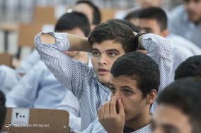 تماشای بازی کاشیما آنتلرز و پرسپولیس در دبیرستان البرز - 30