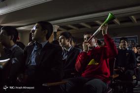 تماشای بازی کاشیما آنتلرز و پرسپولیس در دبیرستان البرز - 22
