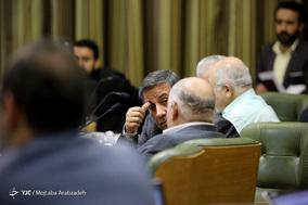 آخرین جلسه شورای شهر تهران ۱۳۹۷ - 25