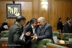 آخرین جلسه شورای شهر تهران ۱۳۹۷ - 27