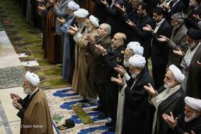 نماز جمعه تهران - ۲۵ آبان ۱۳۹۷ - 24