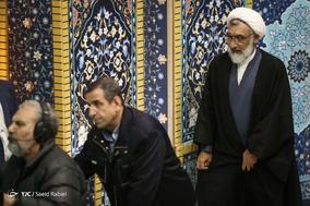 نماز جمعه تهران - ۲۵ آبان ۱۳۹۷ - 17