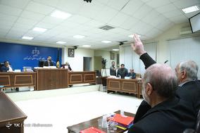 سومین جلسه رسیدگی به متهمان پرونده بانک سرمایه - 30