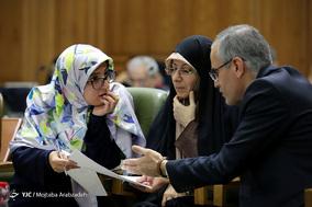 آخرین جلسه شورای شهر تهران ۱۳۹۷ - 10