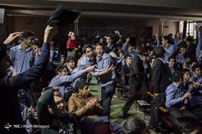 تماشای بازی کاشیما آنتلرز و پرسپولیس در دبیرستان البرز - 24