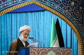 نماز جمعه تهران - ۲۵ آبان ۱۳۹۷ - 11
